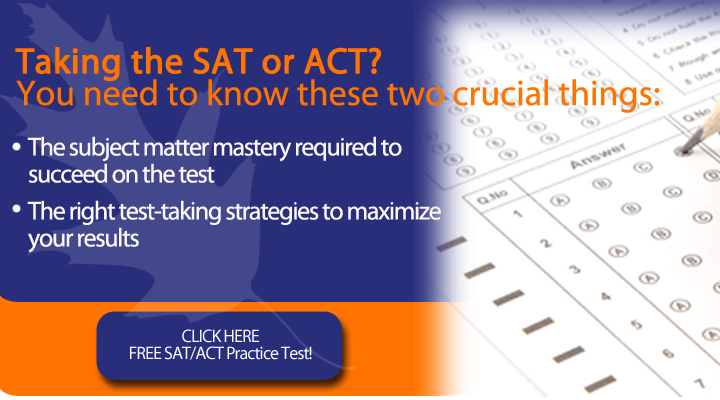 Click here to register for our free test prep programs